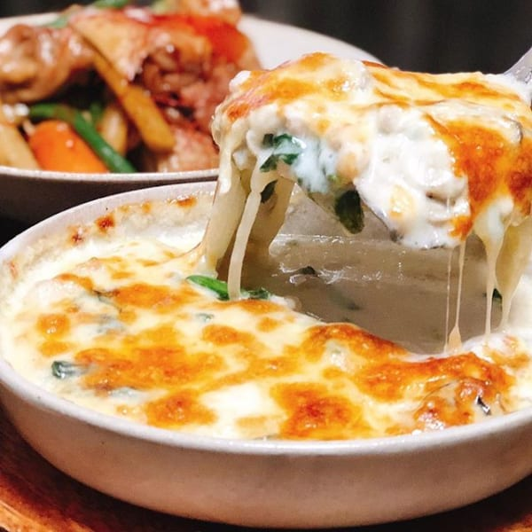 大人気で美味しい!牡蠣グラタン