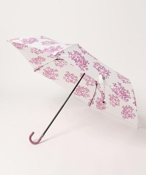 [studio CLIP] オルテンシア折りたたみ傘