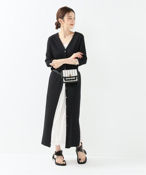 [Spick & Span] シャイニーギャザースカート2