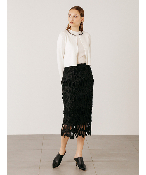[CELFORD] ハートレーススカート