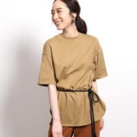 「Tシャツ」でおしゃれ見え!大人女性におすすめのきれいめTシャツコーデ19選