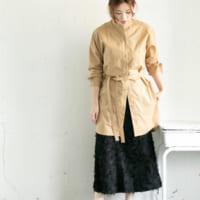 『黒スカート』があれば初秋コーデは完璧♪デザイン別の着こなし術