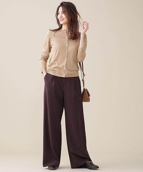 30代の秋ファッション特集!大人女性におすすめの人気スタイルを