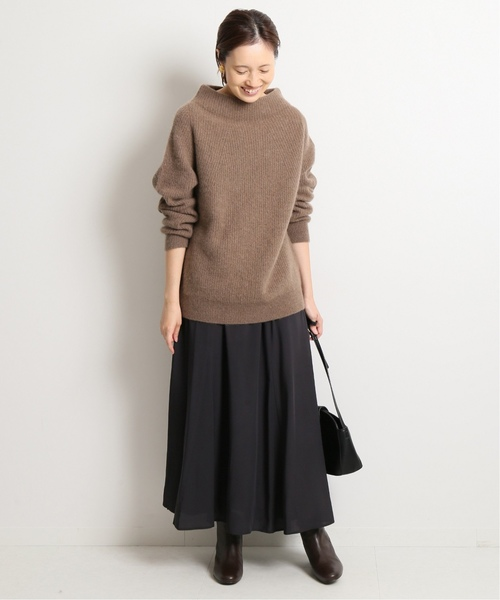 [IENA] CHRADE 切り替えスカート◆