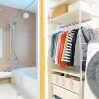 脱衣所の収納アイデア特集☆おしゃれで使いやすいレイアウト&整理術を大公開!