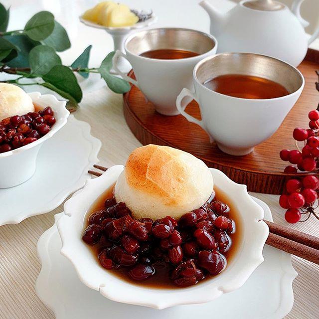 ②簡単手作りレシピ:絶品小豆ぜんざい