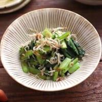 小松菜のおかずレシピ特集!簡単に作れる人気のメイン料理をご紹介☆