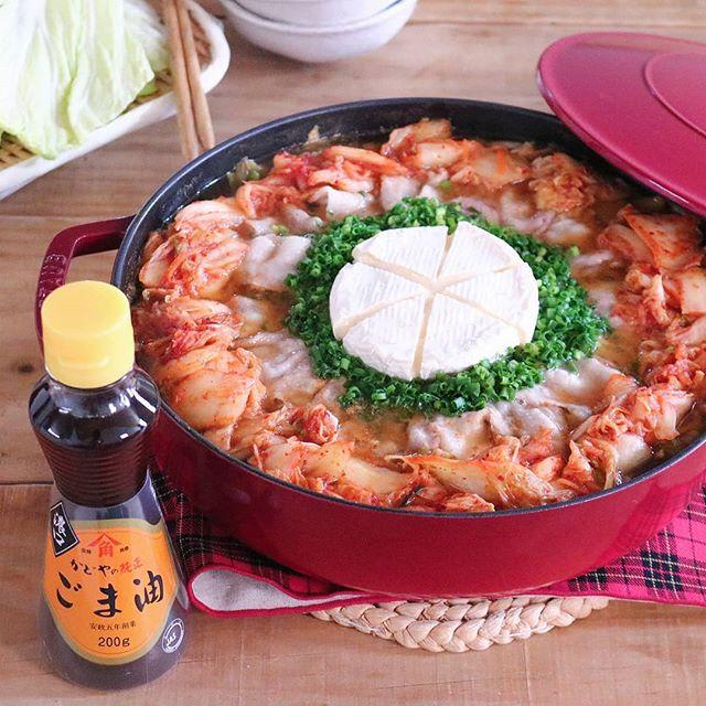 鍋 人気レシピ 中華風 韓国風3