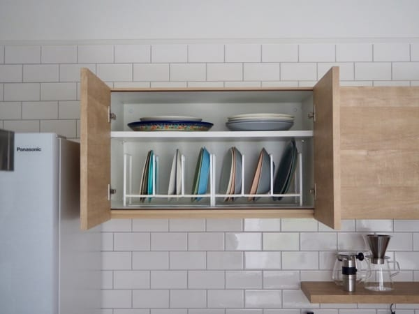 キッチン収納4
