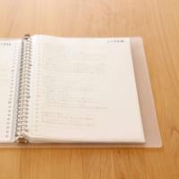 【連載】もう献立に迷わない!無印グッズで作る、カスタマイズ自在なレシピノート