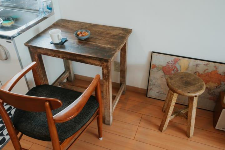 「いい椅子」のあるひとり暮らし2