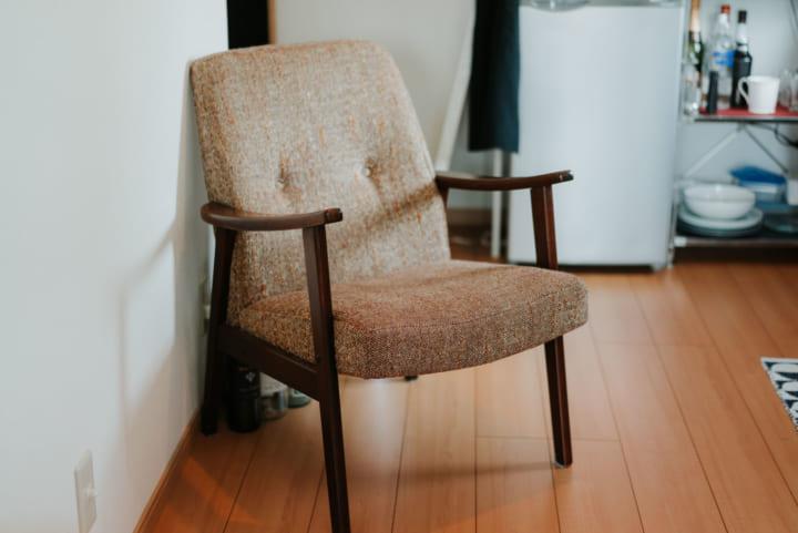 「いい椅子」のあるひとり暮らし