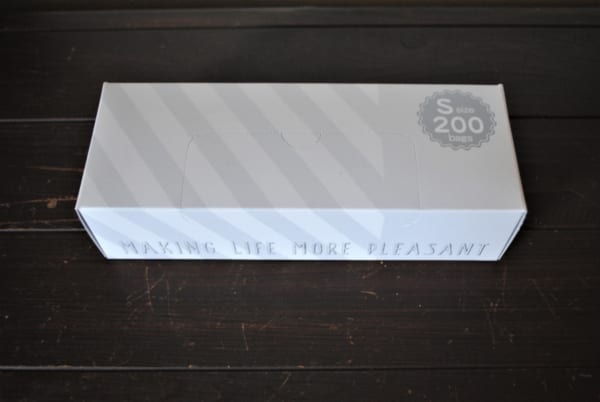 防臭効果の高い袋