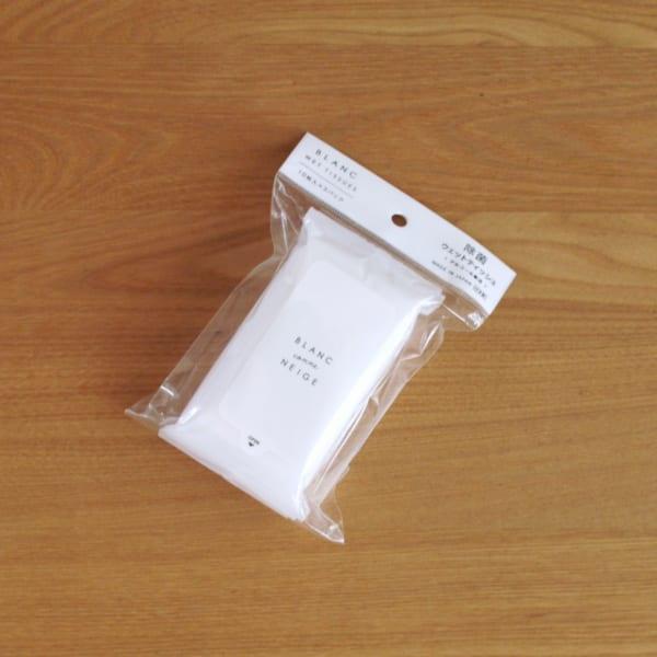 シンプルなパッケージが魅力的で、種類も豊富なティッシュ!2