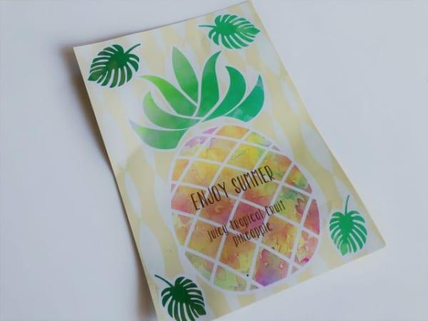 フルーツ柄雑貨2