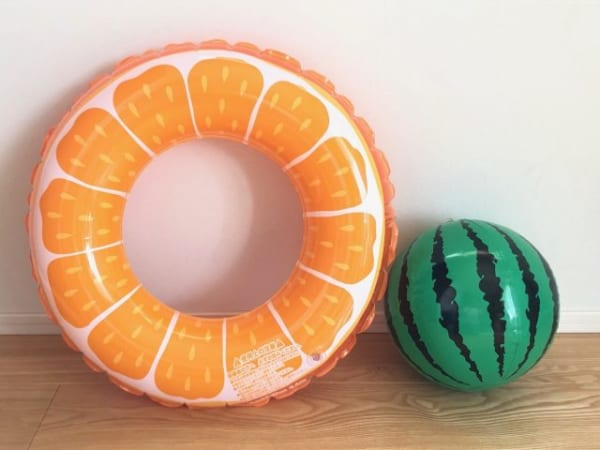 フルーツ柄雑貨9