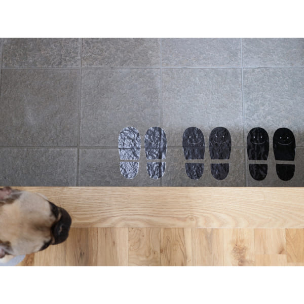 「靴」の散らかり防止アイデア1