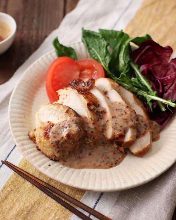 鶏むね肉 人気レシピ 炒め物2