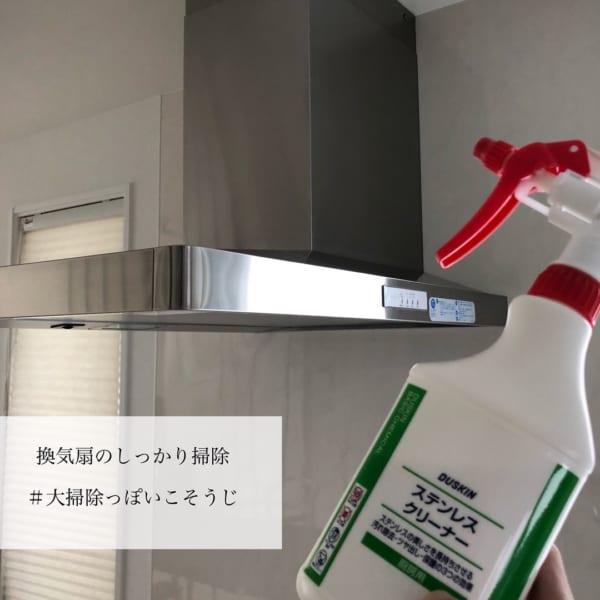お掃除洗剤10