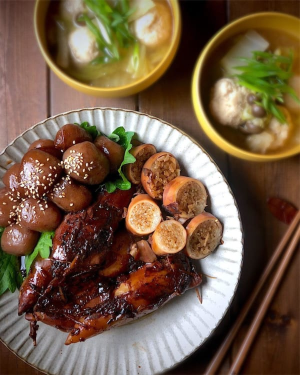 こんにゃくの人気レシピ 煮物9