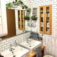 洗面所もオシャレに見せたい!スタイル別に見るインテリア実例をご紹介