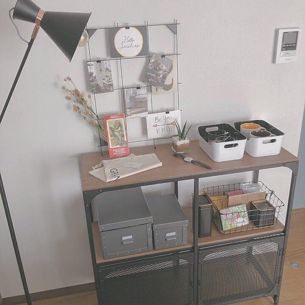 シェルフユニット【IKEAのFJÄLLBO】