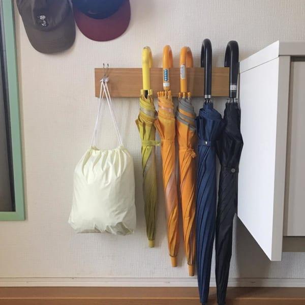 「傘」の収納アイテム2