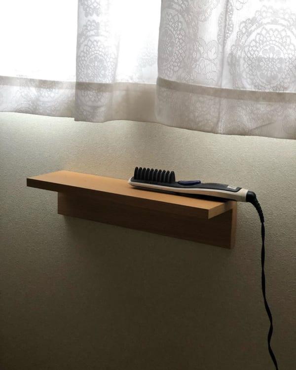 無印良品の「壁につけられる家具」
