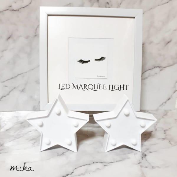 LEDマーキーライト