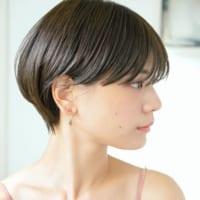 小顔に見えるショートの髪型特集♡大人女性に人気のヘアカットを一挙ご紹介!