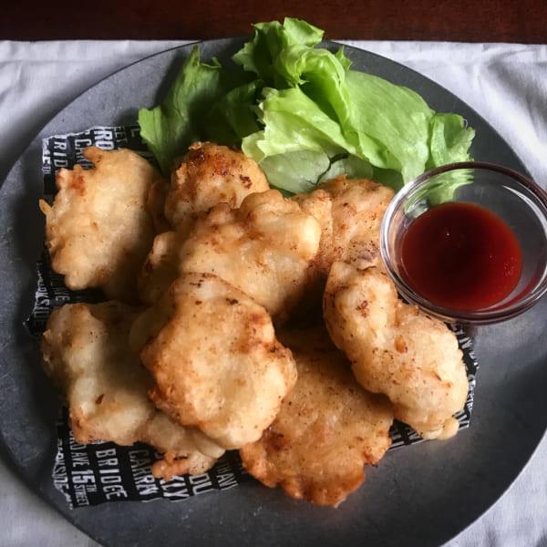 鶏むね肉 人気レシピ 揚げ物5