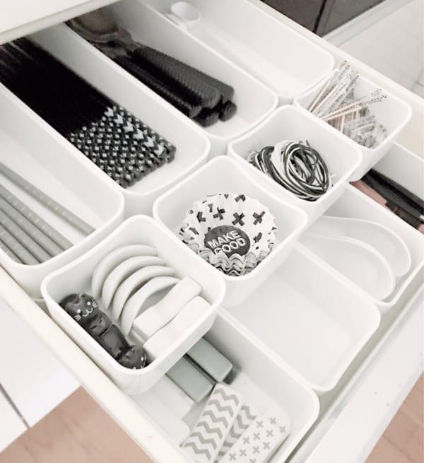 キッチン収納の人気アイテム!ブラン整理トレー