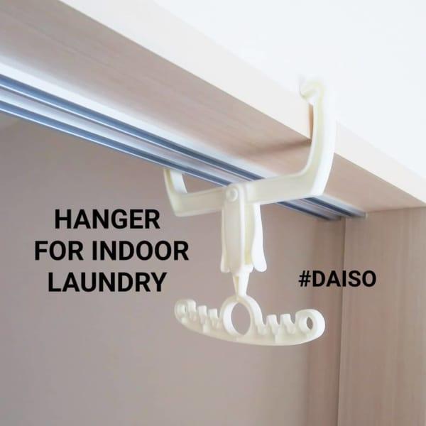 室内干しハンガー