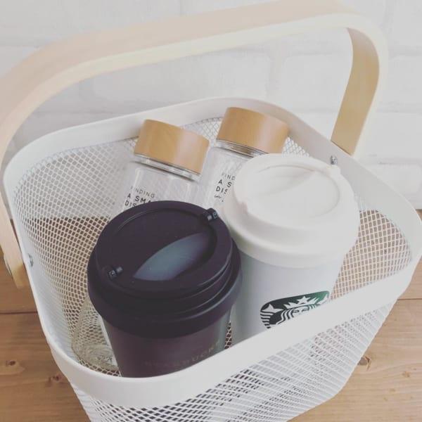 大人気IKEAバスケット【RISATORP:リーサトルプ】
