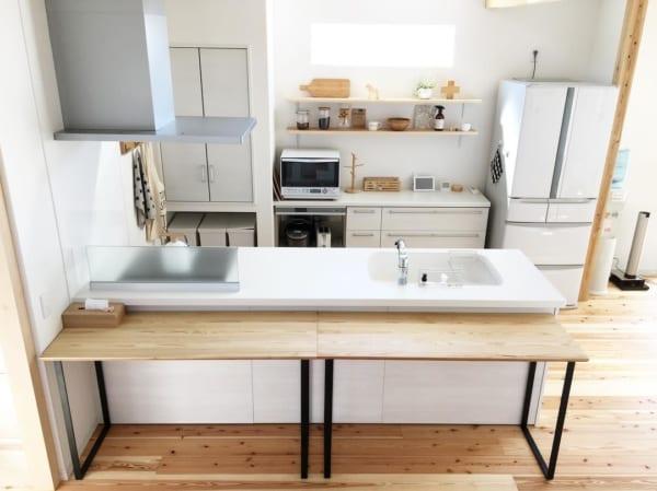北欧スタイル キッチン