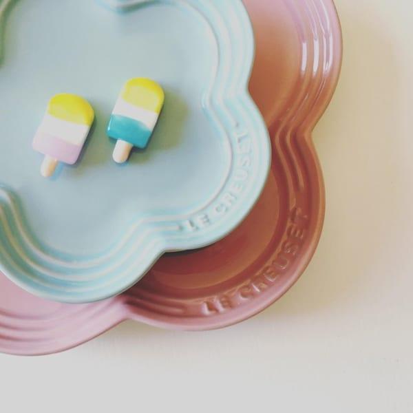 アイスキャンディーの箸置き【キャンドゥ】