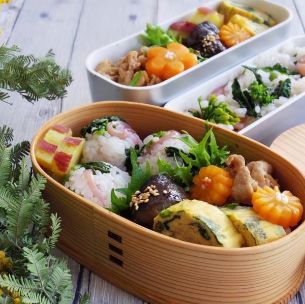 お弁当に人気のほうれん草レシピ 副菜3