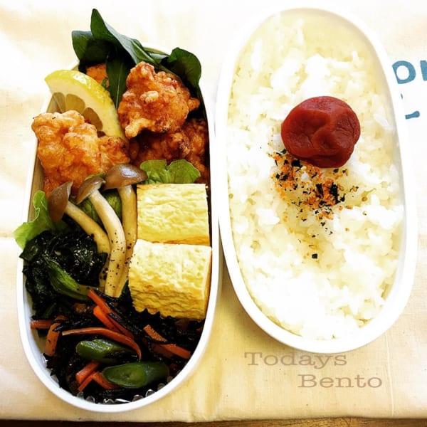お弁当に人気のほうれん草レシピ 副菜5