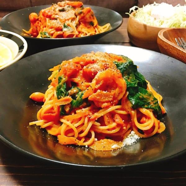 お弁当に人気のほうれん草レシピ 主食4