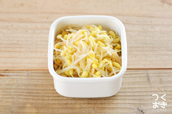 人気の節約料理レシピ!もやしと白だしレモン