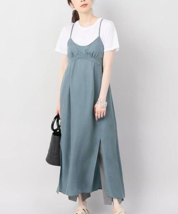 MULLER OF YOSHIOKUBO - MAJURA CAMI DRESS