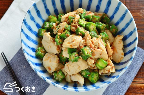 鶏むね肉 人気レシピ 和え物5