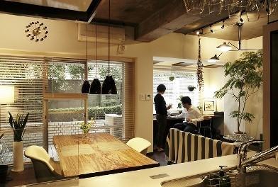 リノベーションでは変えられない、街と建物の雰囲気で物件を選ぶ