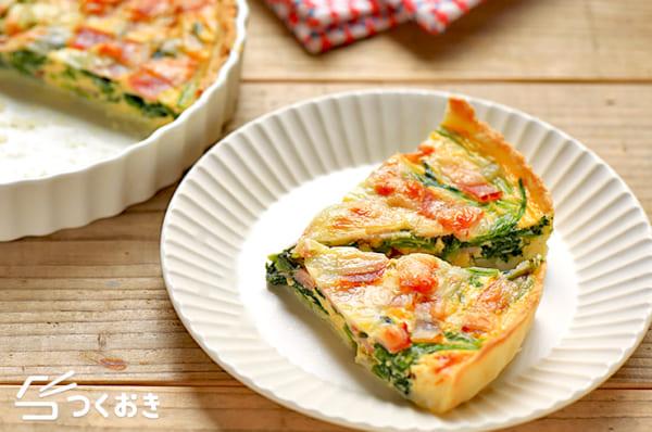 お弁当に人気のほうれん草レシピ 主食6