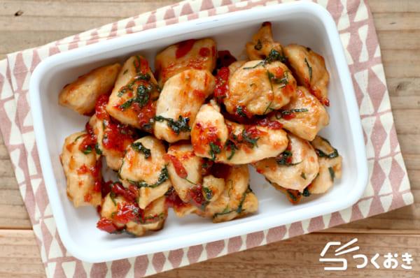 鶏むね肉 人気レシピ 炒め物4