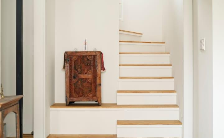 40段の階段と趣味を深堀りできる家5