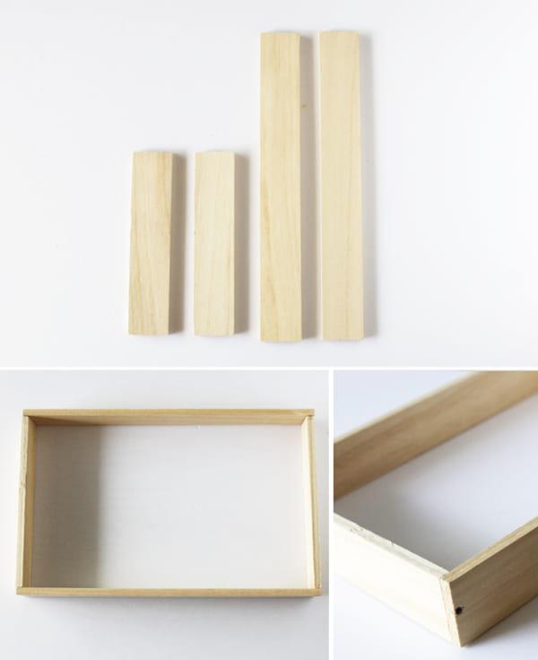 簡単100均DIY!洋書型ボックスの作り方