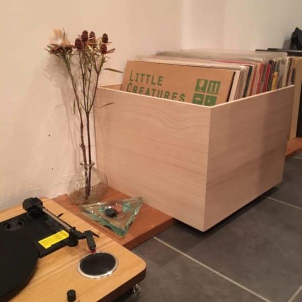 木箱 収納5
