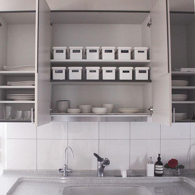 キッチンの引き出し収納《食器》7