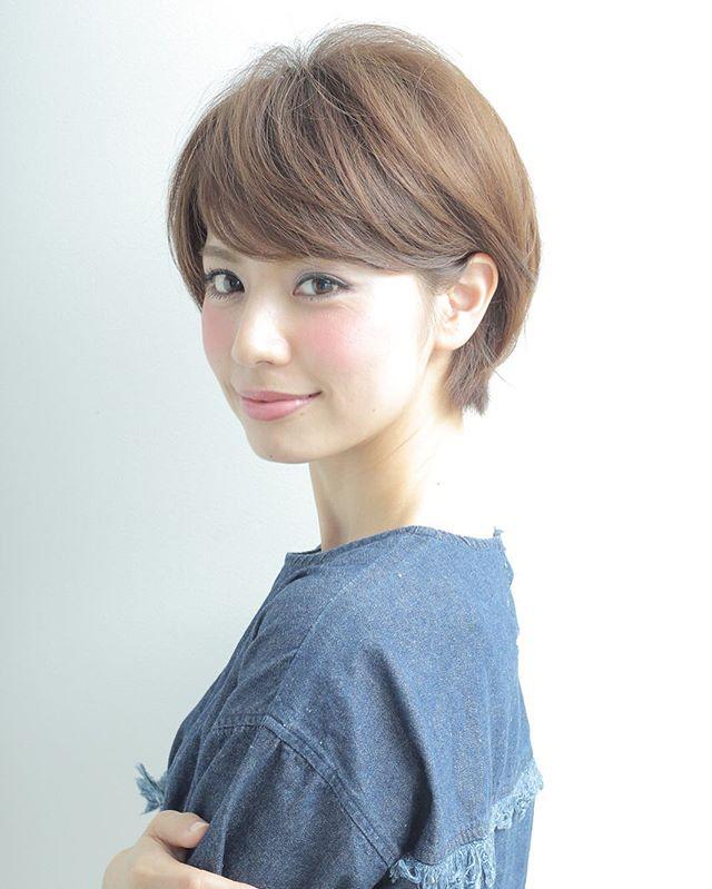 前髪 30代3
